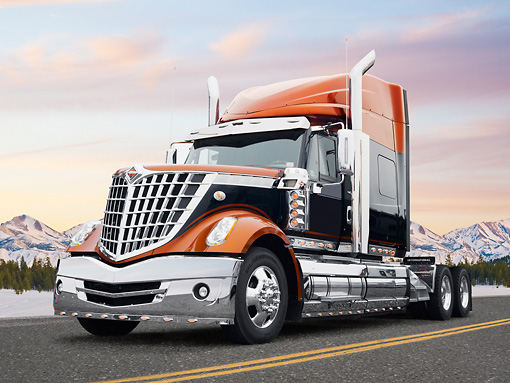 Semi Trucks For Sale International Lonestar Semi Trucks For Sale