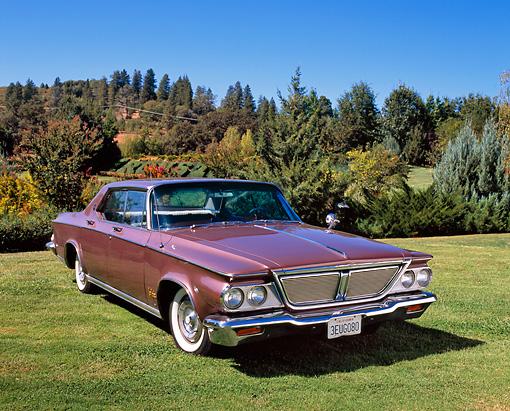 1964 car stock photos kimballstock for 1964 chrysler new yorker salon
