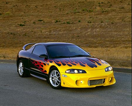 Eclipse Car Stock Photos Kimballstock