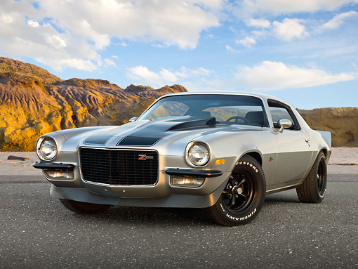 1973 chevrolet camaro z28 - photo #35